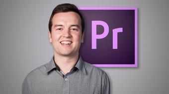 Adobe Premiere Pro CC - The Complete Course course image
