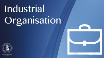 Теория отраслевых рынков (Industrial Organization) course image