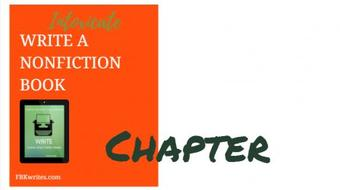 INTOXICATE:  WRITE THE PERFECT NONFICTION BOOK CHAPTER course image