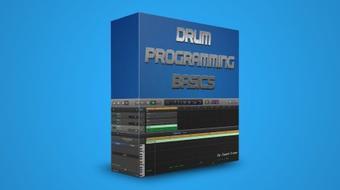 Drum Programming Basics (Module 1) - Drum Programming Theory course image