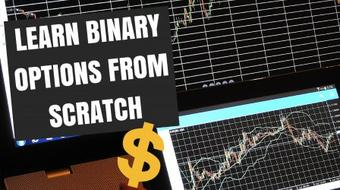 Learn to Trade Binary Options Effectively from Scratch with these 3 Powerful Strategies course image