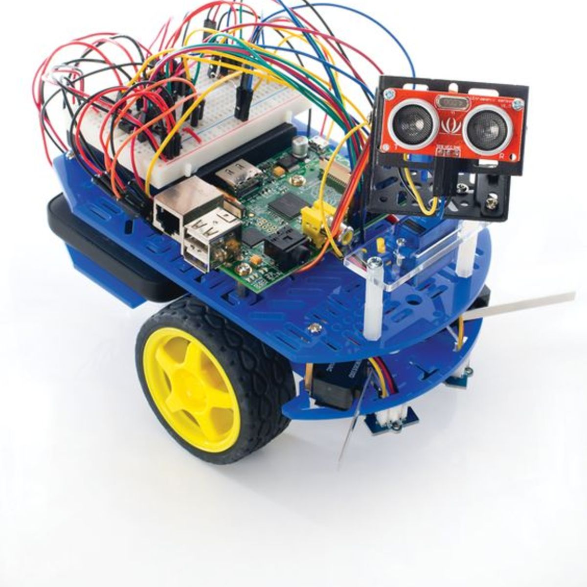 Building Arduino robots and devices course image
