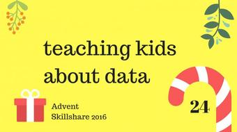 Teaching Kids about Data course image