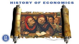 История экономической мысли (History of Economic Thought) course image