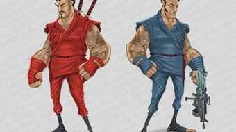 How to Create Character Concept Art course image