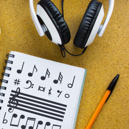 Introduction to Music Theory course image