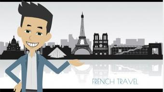 Survive in France Without Being Fluent in French course image