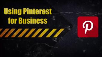Pinterest for Buiness - The Beginner's Guide course image