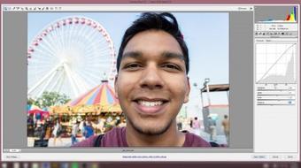 Easy and Fun to Follow Photoshop CC/CS6/CS5 Tutorials course image