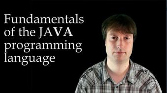Java Fundamentals with NetBeans course image