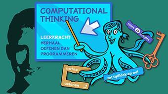 Programmeren voor leerkrachten met Scratch course image