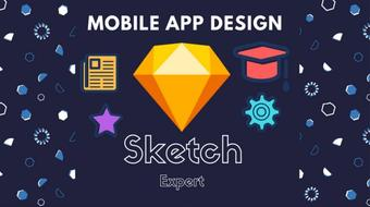 Expert Sketch: Recreate the Paypal iOS App course image