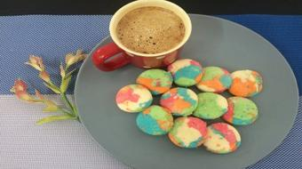 Melt-in-mouth Rainbow Cookies course image