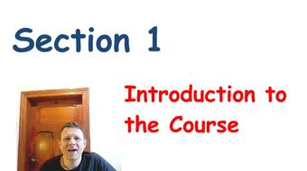 Intensive Spanish: Part 1 - Introduction to the Course course image