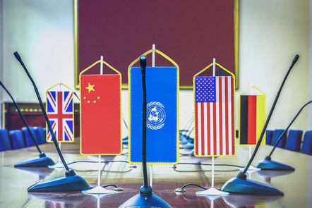 International Affairs: Global Governance course image
