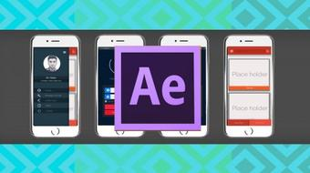 Complete guide to UI Motion Prototype in After Effect course image
