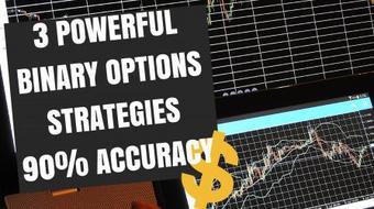 Binary Options: 3 Powerful Binary Options Strategies with 90% accuracy course image