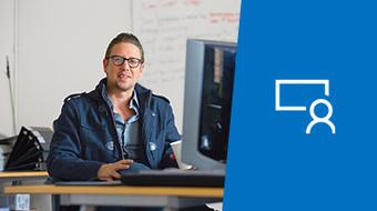 Windows Server 2016: Directory Services course image