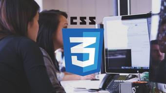 CSS3 For Beginners With Code Example course image