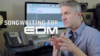 Songwriting for EDM course image