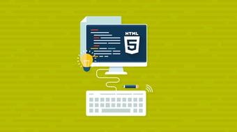 HTML 5: How I made websites in HTML5 course image