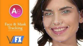 After Effect VFX Training Series | 01 Face and Mask  Tracking course image