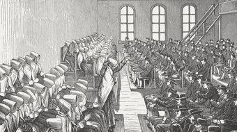 Radical Spirituality: the Early History of the Quakers course image