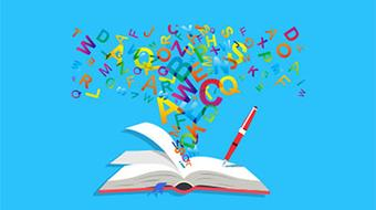 Just Reading and Writing in English course image