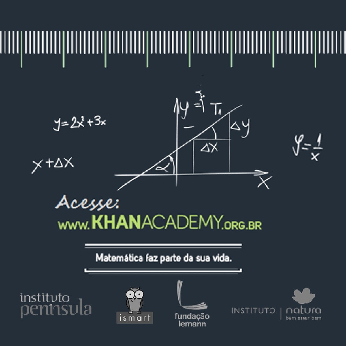 Explorando os recursos educacionais da Khan Academy course image