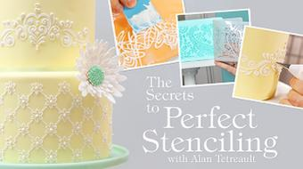 The Secrets to Perfect Stenciling course image