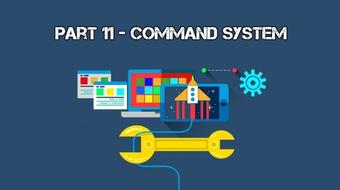 Develop Trading Card Game Battle System With Unity 3D: Part XI (Command System) course image