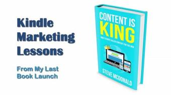 3 Kindle Marketing Strategies I Learned from My Last Kindle eBook Launch course image