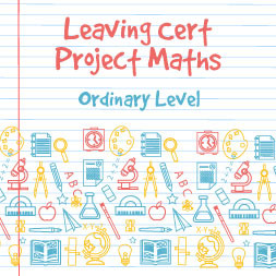 Project Maths - Ordinary Level course image
