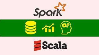 Apache Spark 2.0 + Scala : DO Big Data Analytics & ML course image