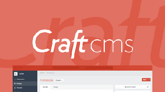 Up and Running With Craft CMS course image