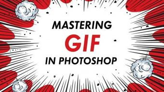 Mastering GIF in Photoshop course image