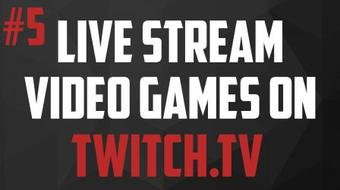 Learn To Live Stream Video Games On Twitch.tv (Part 5) course image