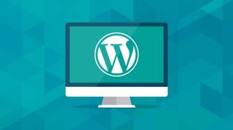 Learn WordPress - A Quick and Easy Guide course image