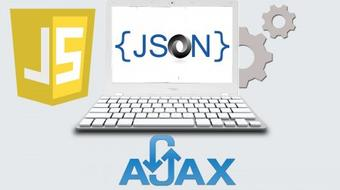 Dynamic JavaScript Master Class AJAX JSON Simple APIs course image