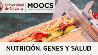 Nutrición, genes y salud (2ª edición) course image