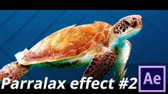 Parallax Adventures in After Effects #2 - Photo Showcase with Perspective! course image