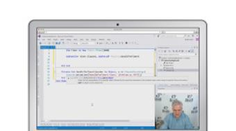 Visual Basic - Working with Collections and Event-Driven Programming course image