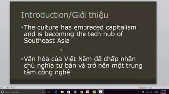 Vietnamese for Business course image