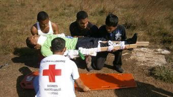 First Aid for Adults course image