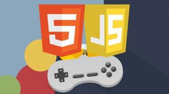 HTML5 Game from scratch step by step learning JavaScript course image