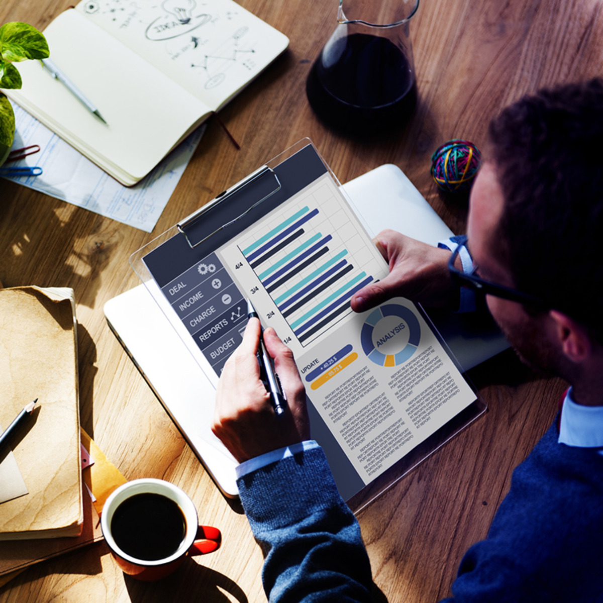 Inglés Empresarial: Finanzas y Economía course image
