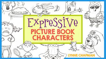 Expressive Picture Book Characters course image