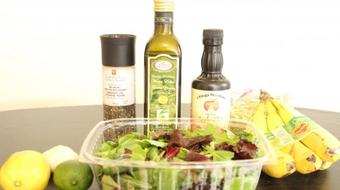 How To Make Healthy Homemade Salad Dressings course image