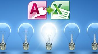Access to Excel- Instant Excel Reports & Excel Pivot Tables course image