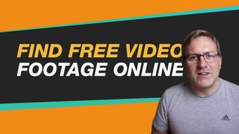 3 Sources for Free Video Footage to use for Professional and Personal Projects course image